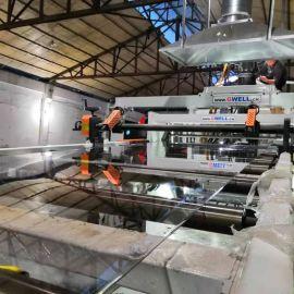 GPPS塑料板材生产线 GPPS透明板材机器