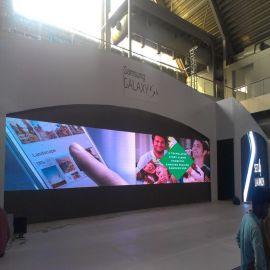 室內4K高清酒店會議中心用P2電子全彩顯示屏廠家