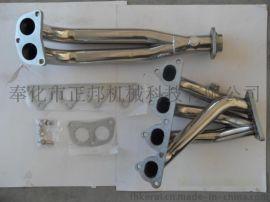 供应汽车不锈钢改装排气歧管, 本田系列, 正邦EH-012