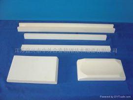 等静压氧化铝陶瓷板.95/99瓷条