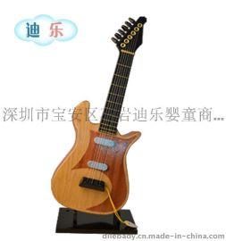 音乐玩具琴 可弹奏的仿真儿童乐器 儿童玩具 吉他 小吉它玩具