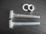 領奇牌40/22藍白鋅優質t型螺栓