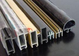 塑钢型材展示柜型材 加工