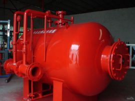 北京供应卧式隔膜气压罐SQW