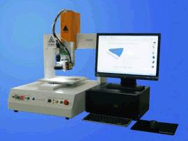 自动定位点胶机CCD3000