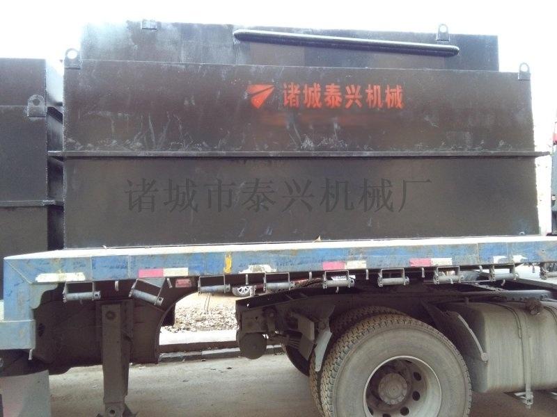 泰兴地埋式污水处理设备