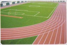 体育操场塑胶跑道