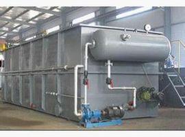 气浮机污水处理设备 质量优 效率高厂家定做