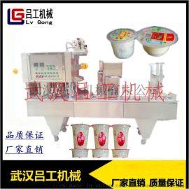 米酒全自动灌装封口机 酒酿灌装机 自动包装机