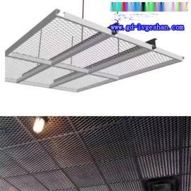 铝网天花 保山铝板网厂家 菱形铝网板报价