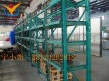 立柱片、抽屜板、抽屜滑槽組合模具架、葫蘆天車模具架