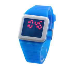 时霸新品时尚潮流个性简约LED电子触屏手表