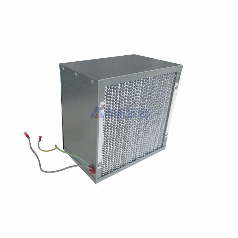 空气过滤器,F9玻璃纤维滤纸带接地线净化器