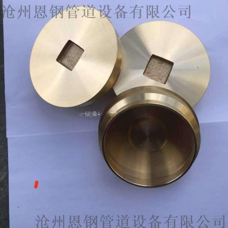 全銅清掃口滄州恩鋼管道