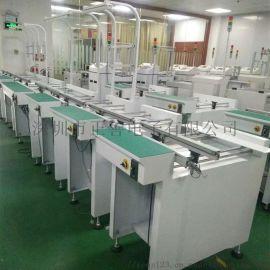 SMT标准接驳台 PCB板接驳台 带灯架自动输送机