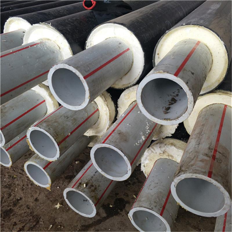 南昌 鑫龙日升 埋地式硬质泡沫保温钢管 供暖聚氨酯直埋管道