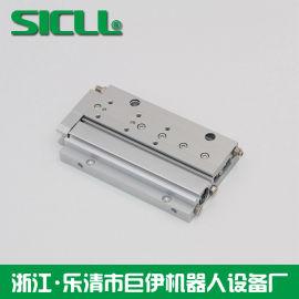 SICLL薄型滑台气缸MXF8-10