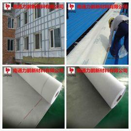 厂家直销 幕墙用防水透气膜0.17mm高密度纺粘聚乙烯膜