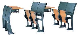 铝合金脚课桌椅价格