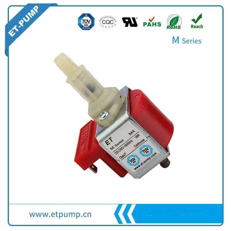 东莞电磁泵厂家 220V电磁泵 适用蒸汽地拖 医疗仪器 小体积 长寿命 微型水泵