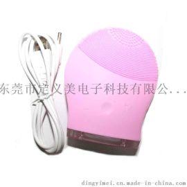 大量供应硅胶净透洁面仪毛孔清洁器洗脸刷