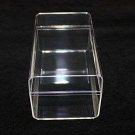 **东莞格森实业直销!移动电源透明盒电子烟雾化器PS水晶盒 蓝牙耳机包装盒 **电子产品食品塑料盒型号GS-03