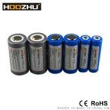 HOOZHU鸿珠 32650锂电池 超大容量强光手电用6000mAh 3.7V 厂家直销