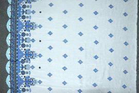 无锡纺织花边面料批发   百华15年专业品质