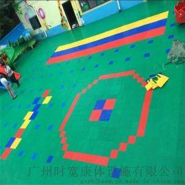 彩色拼接地垫,广州悬浮拼装地板,幼儿园防滑地板
