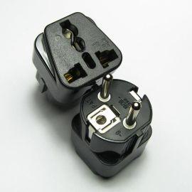 歐規轉換插頭 德規轉換插頭 法規轉換插頭 歐洲旅遊轉換插座