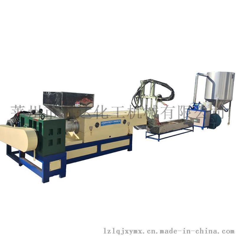 聚酰胺塑料网袋绳废料回收尼龙造粒机