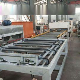 30厚匀质改性防火板生产设备直销价
