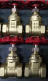 鬆江牌銅閘閥DN15-50(工程專用型)