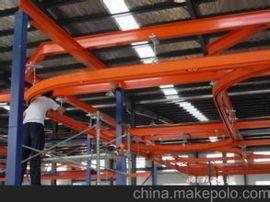 组合式KBK轻轨吊起重机 轻小型起重机行吊 吊车