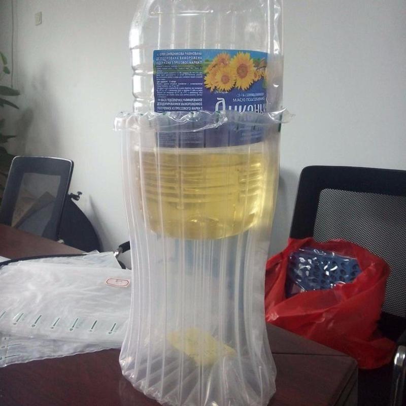 和润 厂家直销气柱袋缓冲 气柱袋 气泡柱 奶粉气柱袋红酒气泡柱 空气袋