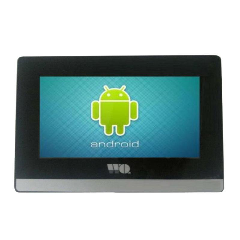 7寸Android工業觸摸一體機 安卓工業電腦電容屏