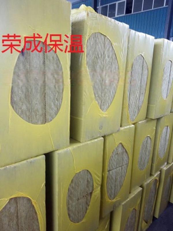 岩棉复合板 岩棉防火隔离带实体厂家生产质量有保障