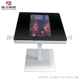 鑫飞32寸液晶显示器智能餐桌触控一体机