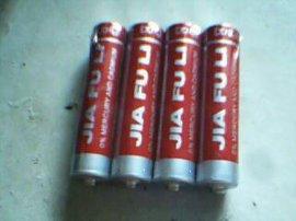7/5号环保碳性电池(R03P/R6P)