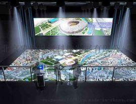 城市规划沙盘模型 铝合金标识牌 北京忠为世缘科技发