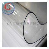 供应龙塑牌透明软玻璃 PVC软板2㎜3㎜5㎜现货
