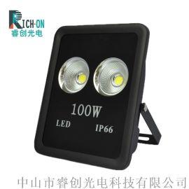 聚光立体LED投光灯,户外IP65防水LED投射灯