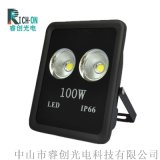 聚光立體LED投光燈,戶外IP65防水LED投射燈