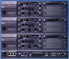 NEC SV8100 数字电话交换机