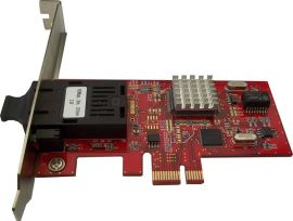 百兆光纤网卡PCI-E