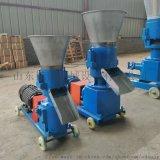 养殖专用牧草秸秆加工造粒机 饲料颗粒机