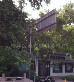 江苏交通标志牌杆生产厂家定制交通标志牌杆
