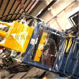 100吨液压打包机 立式 废纸垃圾塑料通用打包机