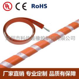 硅橡胶电热带/管道加热带/缠绕带加热片