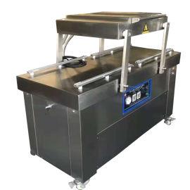 自动双室真空包装机 春泽豆制品专用真空包装机